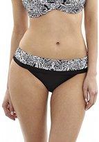 Panache Santorini Fold-Over Bikini Bottom, XL