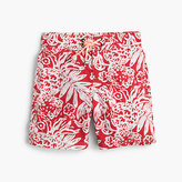 J.Crew Boys' board short in block floral