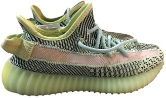 Yeezy Boost 350 V2 Multicolour Cloth Trainers