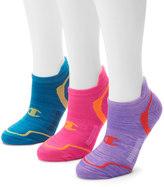 Champion Women's 3-pk. Marled Tabbed No Show Socks