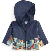 Columbia Infant Boy's Steens Mountain(TM) Overlay Hooded Jacket