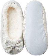Girls 4-16 Capelli Sequin Ballet Slippers