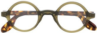 MOSCOT Zolman round-frame glasses