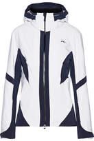 Kjus - Laina Two-tone Ski Jacket - White