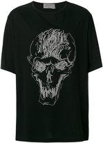 Yohji Yamamoto skull T-shirt - men - Cotton - 3