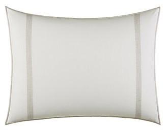Vera Wang Pucker Grid Rectangular Pillow