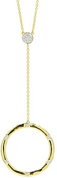Freida Rothman Radiance Loop Pendant Necklace, 16
