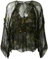 IRO 'Lixine' blouse - women - Viscose - 38