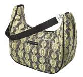 Petunia Pickle Bottom Brocade Touring Tote - Citrine Roll