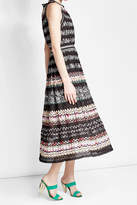 Missoni Plisse Cotton Blend Dress
