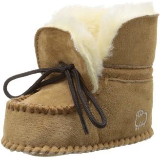Lamo Baby Wool Lined Slip On Moccasin (Toddler/Little Kid)