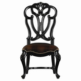 Stanley Costa Del Sol Messalina's Blessings Leather Side Chair
