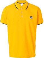 Kenzo Tiger crest polo shirt