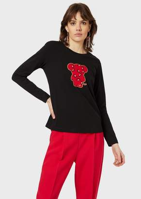 Emporio Armani Long-Sleeved T-Shirt