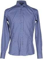 Grey Daniele Alessandrini Shirts - Item 38535152