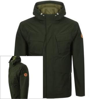 Timberland Mt Clay Waterproof Jacket Green