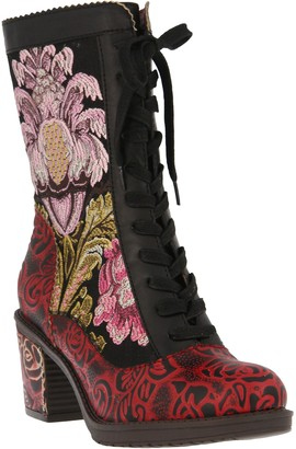 Spring Step L'Artiste by Leather Boots - Casandra