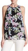 Vince Camuto Sleeveless Floral Tank Top