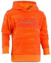 Under Armour Boys' Multi-Stripe Performance Hoodie - Little Kid