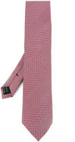 Tom Ford embroidered tie - men - Silk - One Size