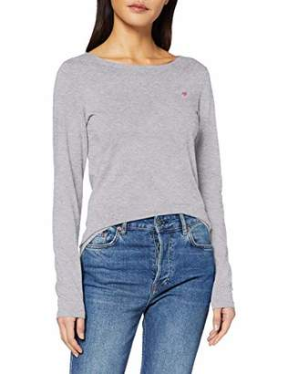 Marc O'Polo Women's 001218352487 Longsleeve T-Shirt,Large