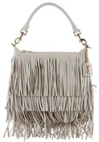 Saint Laurent Small Emmanuelle Fringe Hobo