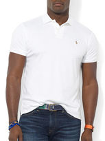 Polo Ralph Lauren Big and Tall Pima Soft-Touch Polo Shirt