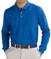 Nantucket Brand Clothing Co. Long Sleeve Polo Shirt