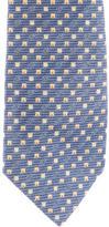 Chanel Silk Jacquard Tie