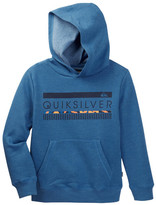 Quiksilver In The Zone Hoodie (Big Boys)