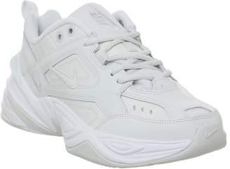 Nike M2k Tekno Trainers Spruce Aura Sail Summit White F