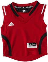 adidas Infant Replica Basketball Jersey - Nebraska - 18M