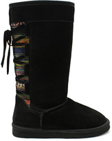 Lamo Black Lookout Suede Boot - Women