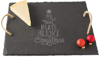 Cathy's Concepts Cathys Concepts Christmas Tree Slate Serving Board