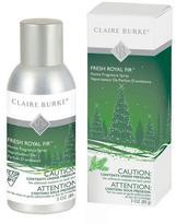 Claire Burke Fresh Royal Fir Home Fragrance Room Spray