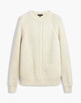 Belstaff Shandi Sweater Woman White