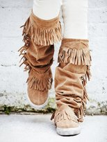 Jeffrey Campbell + Free People Sedona Sneaker Mocc Boot