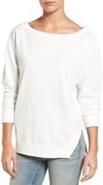 Women's Treasure & Bond Side Slit Pullover