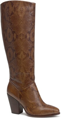 Trask Elena Water Resistant Knee High Boot
