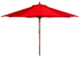 Safavieh 9' Cannes Outdoor Umbrella
