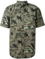 Carhartt print shortsleeved shirt