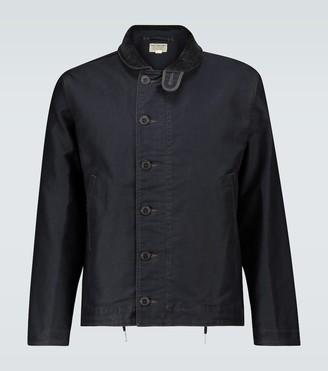 Ralph Lauren RRL Jungle cloth deck jacket