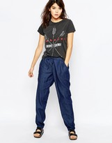 Brave Soul Denim Pants With Elasticated Waist