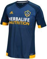 adidas Los Angeles Galaxy Wordmark MLS Jersey - Men