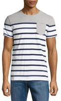 Superdry Striped Cotton Tee