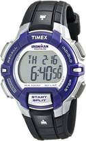 Timex Women's Ironman T5K812 Digital Rubber Quartz Watch
