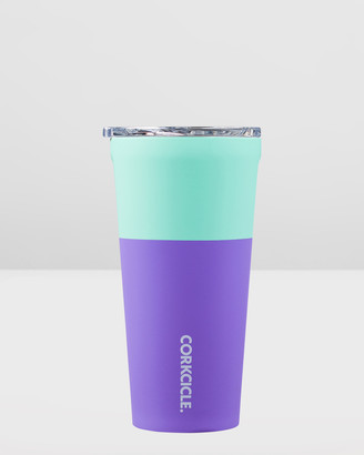Corkcicle Insulated Stainless Steel Tumbler 475ml Colour Block