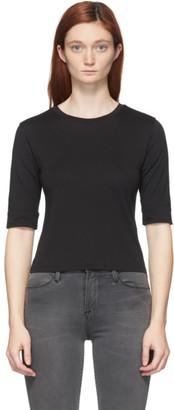 Frame Black Le High-Rise 70s T-Shirt