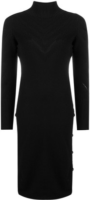 Barrie Turtle Neck Dress