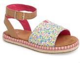 Toms Girl's Malea Sandal